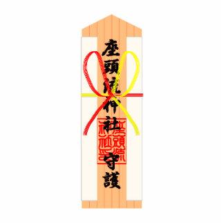 Zazzle shrine ofuda statuette