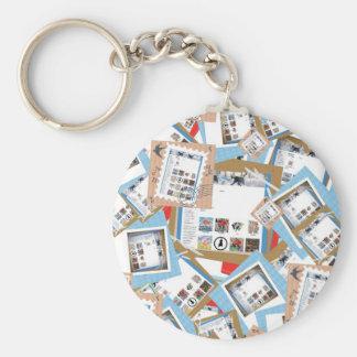 Zazzle sikinohana basic round button keychain