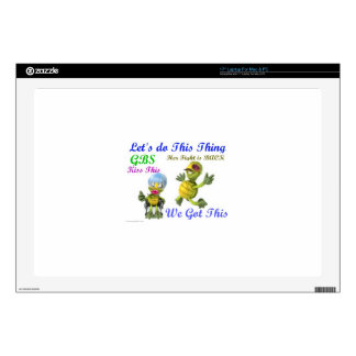 zazzle skin guillain barre syndrome laptop decals