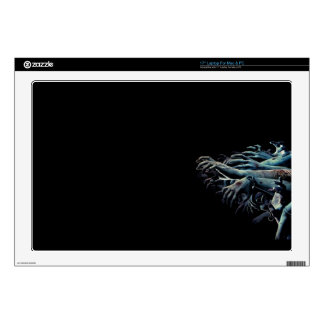 "Zazzle Skin - Zombie Hands 17"" Laptop Decal"