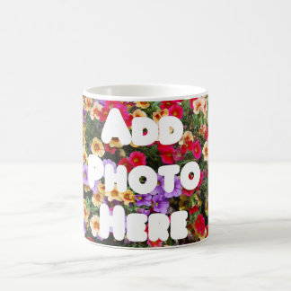 Zazzle Template Design My Own Photo Present Upload Coffee Mug