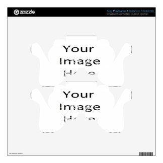 Zazzle Templates Gifts Decal For PS3 Controller