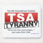 Zazzle TSA Tyranny Image Mousepads