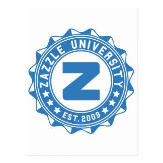 Zazzle University Postcard