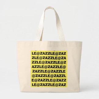 @ZAZZLE@ZAZZLE@ZAZZLE@ZAZZLE@ZAZZLE@ZAZZLE@ZAZZ... JUMBO TOTE BAG