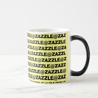 @ZAZZLE@ZAZZLE@ZAZZLE@ZAZZLE@ZAZZLE@ZAZZLE@ZAZZ... MAGIC MUG