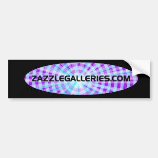 zazzlegalleries.com zoom bumper sticker