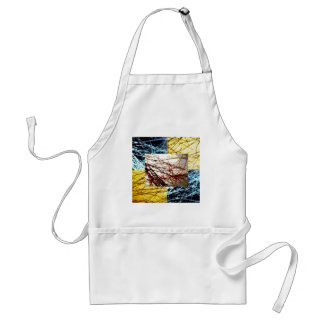 ZAZZLELIST Dreams with golden strands Aprons
