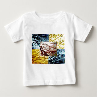 ZAZZLELIST Dreams with golden strands Baby T-Shirt