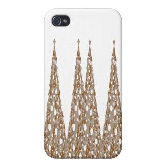 Zazzlelist Jewel Tree Decorations iPhone 4/4S Covers