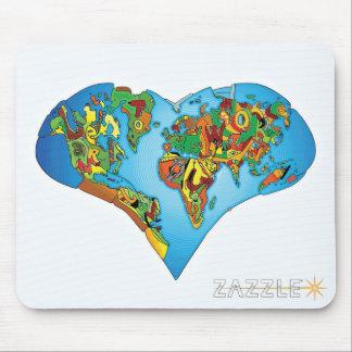 Zazzlelogocontest2007 Mouse Pad