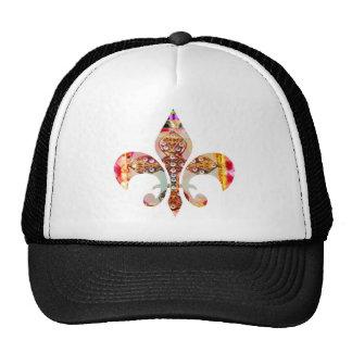 ZazzleRocks: Fleur-de-Lis Series Trucker Hat