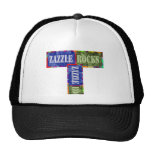 ZazzleRocks - Zazzle oscila camisetas Gorras De Camionero