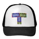 ZazzleRocks - Zazzle Rocks Tees Mesh Hat