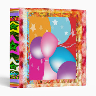 Zazzling *****Celebrations ***** Collection 3 Binder