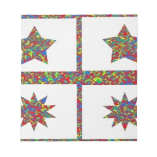 Zazzling Jewel n Star Designs: Super Gift Ideas Notepad