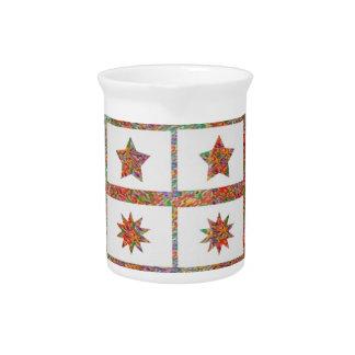 Zazzling Jewel n Star Designs: Super Gift Ideas Drink Pitcher