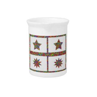 Zazzling Jewel n Star Designs: Super Gift Ideas Beverage Pitcher