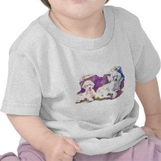 ZazzPoodles.jpg Tee Shirts