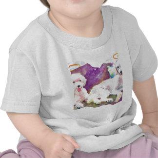ZazzPoodles.jpg T-shirts