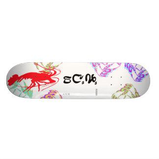 Zazzy Skateboard