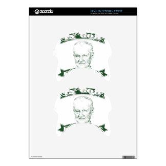 Zbigniew Brzezinski in God We trust Xbox 360 Controller Skin
