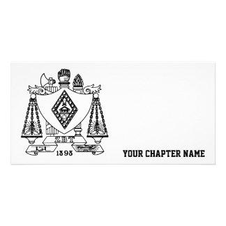 ZBT Crest Card