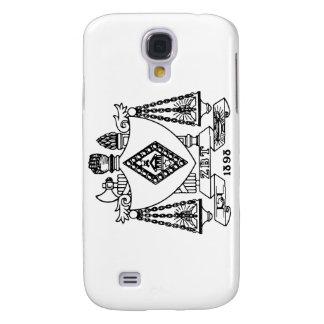 ZBT Crest Galaxy S4 Case