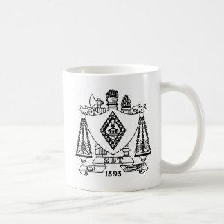 ZBT Crest Coffee Mug