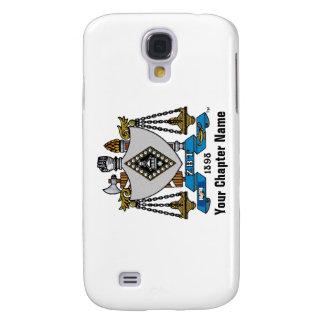 ZBT Crest Color Galaxy S4 Case