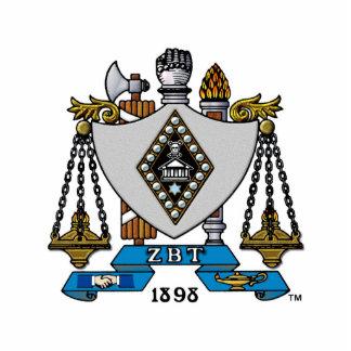 ZBT Crest Color Cut Out