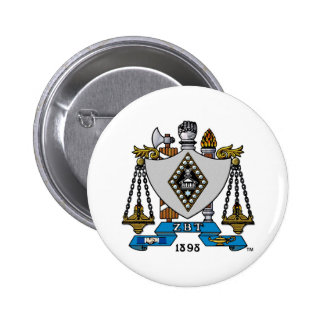 ZBT Crest Color Pin