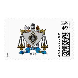 ZBT Crest Color Stamps