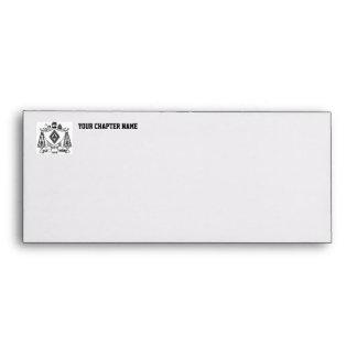 ZBT Crest Envelope