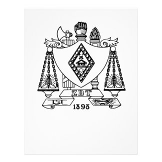 ZBT Crest Personalized Flyer