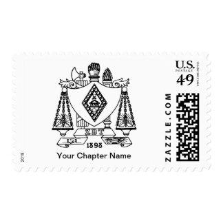 ZBT Crest Stamp