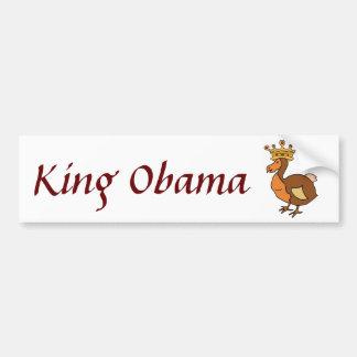 ZC- King Obama sticker Car Bumper Sticker
