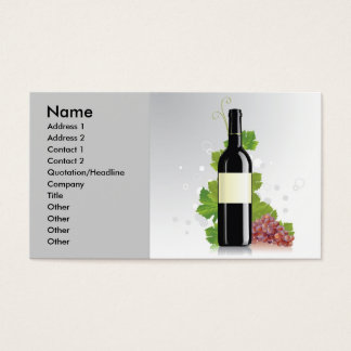 zcool-1, Name, Address 1, Address 2, Contact 1,... Business Card