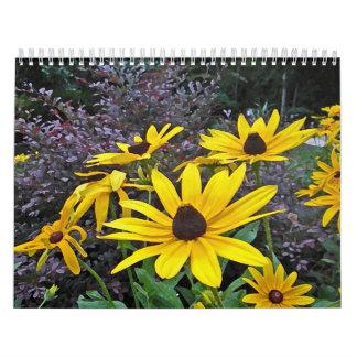 ZD-  2011 Floral Explosion Calendar