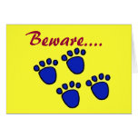 ZD- Bigfoot Easter card