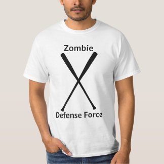 ZDF: Baseball Bat T-Shirt