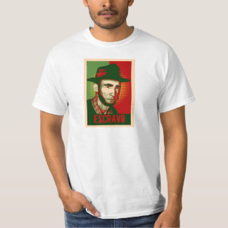 Zé Povinho - Custom Type T-shirt