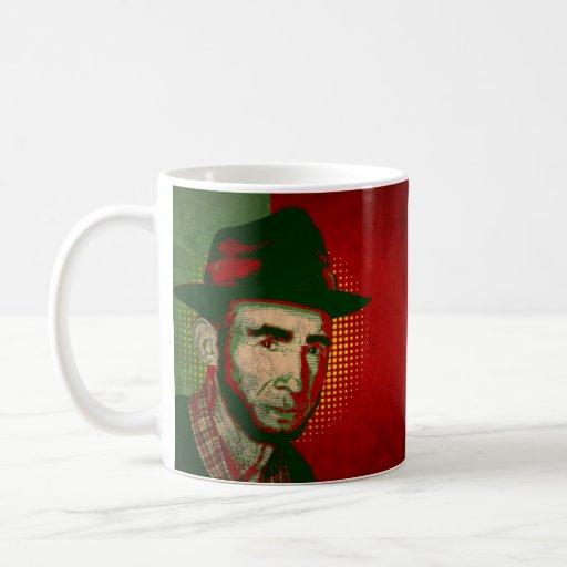 Zé Povinho Flag Coffee Mug