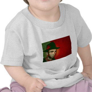 Zé Povinho Flag Tee Shirts