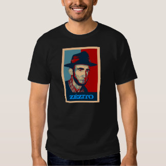 Zé Povinho US colors - Custom Type Tee Shirt