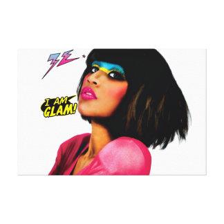 """¡ZE! - """"Soy"""" cubierta atractiva del álbum (la lona Impresión En Lienzo Estirada"""