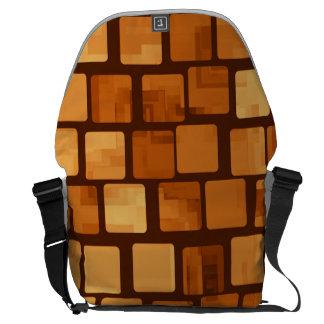 Zeal Zealous Rational Considerate Courier Bag