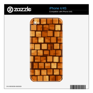 Zeal Zealous Rational Considerate iPhone 4S Decal