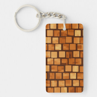 Zeal Zealous Rational Considerate Keychain
