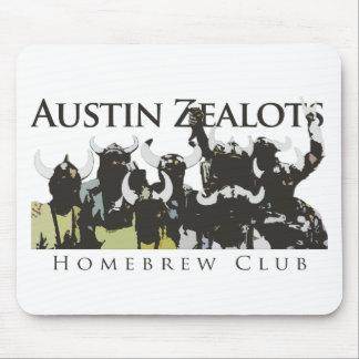 Zealots Logo 2013 Mouse Pad